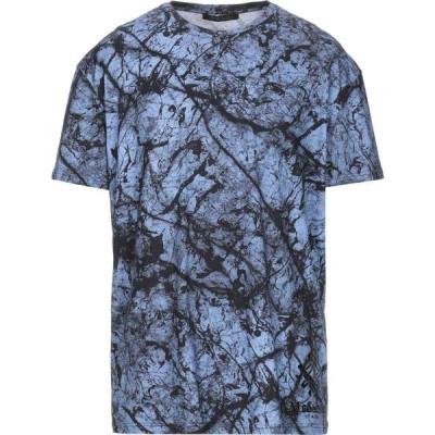 ミスター&ミセス イタリー MR & MRS ITALY メンズ Tシャツ トップス T-Shirt Blue