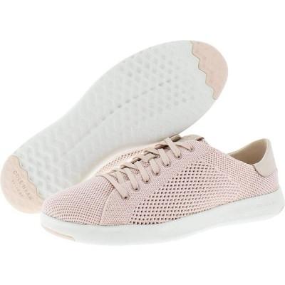 Cole Haan Women's Grandpro Tennis Stitchlite Sneaker, Peach Blush, 10