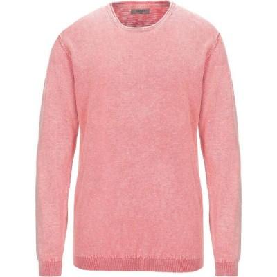 リウジョー LIU JO MAN メンズ ニット・セーター トップス sweater Coral