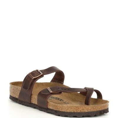 ビルケンシュトック レディース サンダル シューズ Women's Mayari Oiled Leather Sandals Habana