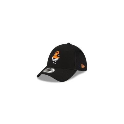 ニューエラ レディース 帽子 アクセサリー Cincinnati Bengals Logo Elements Collection Neo 39THIRTY Cap