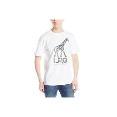 エルアールジー Tシャツ シャツ トップス 半袖 長袖 Lifted Research Group - LRG Tシャツ - Giraffe