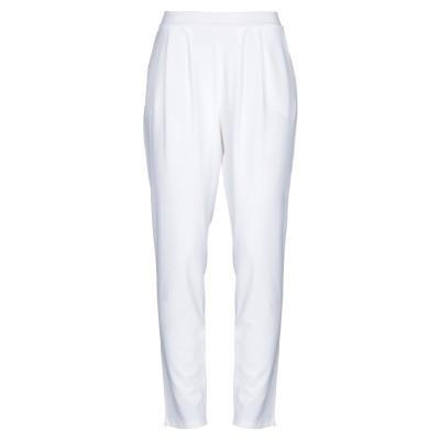 バイユー B.YU パンツ ホワイト L レーヨン 76% / ナイロン 19% / ポリウレタン 5% パンツ