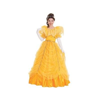美女と野獣 ドレス グッズ コスプレ 衣装   ベル 大人用 コスチューム ディズニー プリンセス ハロウィン 仮装