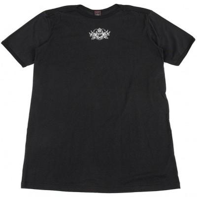 ジャンポールゴルチエ クラシックJean Paul GAULTIER CLASSIQUE ミノタウロスプリントTシャツ 黒40 【レディース】