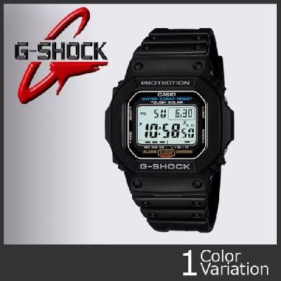 CASIO(カシオ) G-SHOCK G-5600E-1JF 樹脂バンド