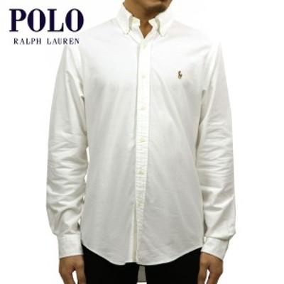 ポロ ラルフローレン シャツ メンズ 正規品 POLO RALPH LAUREN 長袖シャツ  Classic-Fit Oxford Shirt