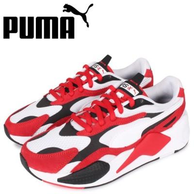 PUMA プーマ スーパー スニーカー メンズ RS-X3 SUPER レッド 372884-01