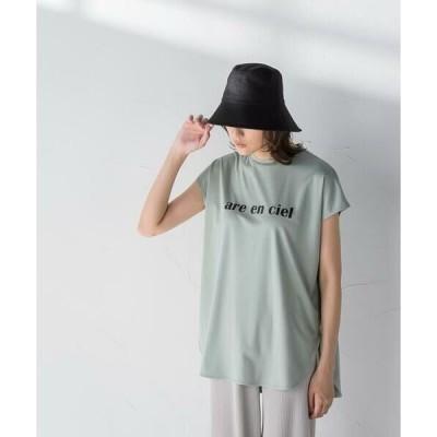 MAYSON GREY / メイソングレイ 【socolla】【WEB別注カラーあり】ラメロゴT