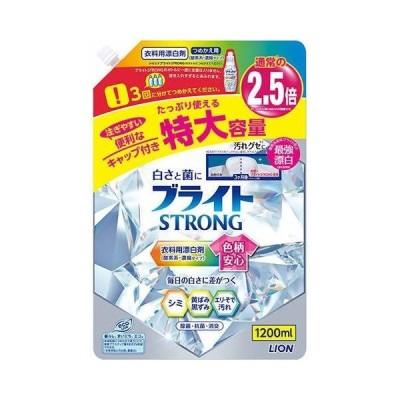 ブライトSTORONG 詰め替え用 特大サイズ 1200ml /ブライトSTORONG 漂白剤 (毎)