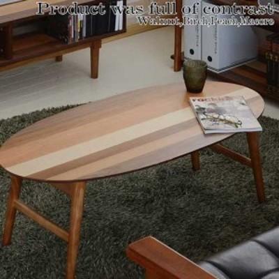 B.Bハウス YOOT-100 YOGEAR オーバルテーブル 天然木 ウレタン 机 バーチ 椅子 ウォールナット アンティーク ベンチシート 腰掛け 木 洋