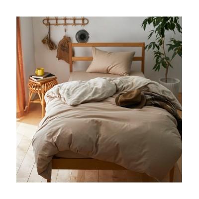 綿100%平織×裏面あったかフランネルの掛け布団カバー 掛け布団カバー, Bedding Duvet Covers(ニッセン、nissen)
