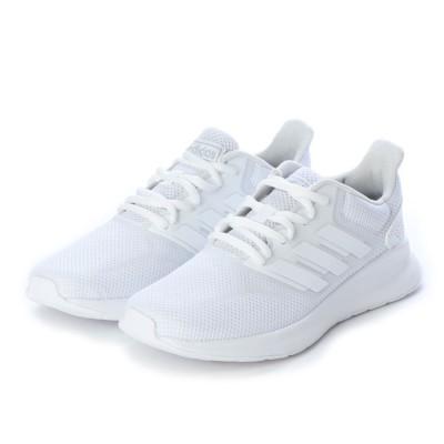 アディダス adidas FALCONRUN W (ホワイト)