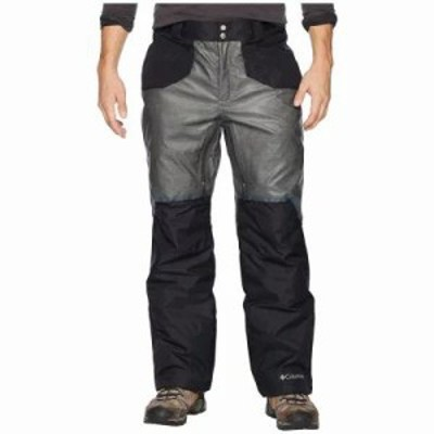 コロンビア その他ボトムス・パンツ OutDry(TM) Glacial Hybrid Pants Charcoal Heather/Black