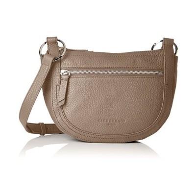 Liebeskind Berlin Women's Crossbs-millen Shoulder Bag, 12 x 20 x 28 cm Brown Size: One size 並行輸入品