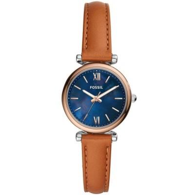 FOSSIL 腕時計  腕時計、アクセサリー  レディース腕時計  腕時計 ブルー