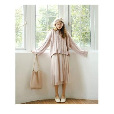 レディース ニット トップス 大きいサイズ 長袖 ファッション 2021 トレンド デザインニット おしゃれ 可愛い 秋 冬 lntt042