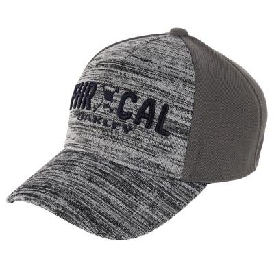 オークリーキャップSKULL ZIP CAP 13.0 912154JP-22Kグレー