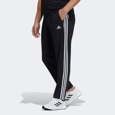 アディダス adidas マストハブ 3ストライプス ウォームアップ パンツ / Must Haves 3-Stripes Warm Up Pants (ブラック)