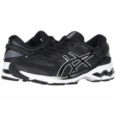 ASICS アシックス レディース 女性用 シューズ 靴 スニーカー 運動靴 GEL-Kayano(R) 26 Black/White【送料無料】