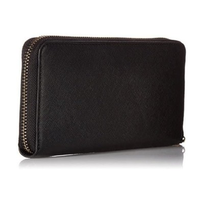 エコー Iola Large Zip Wallet IOLA BLACK