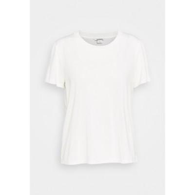 モンキ レディース Tシャツ トップス JOLINA - Basic T-shirt - white white