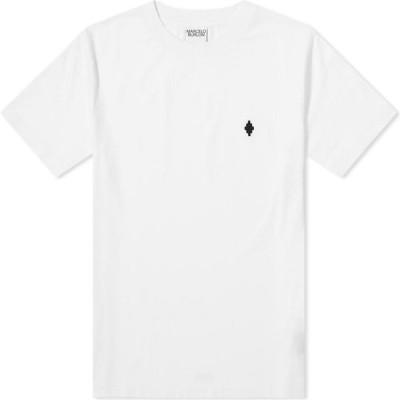 マルセロバーロン Marcelo Burlon メンズ Tシャツ トップス cross classic tee White/Black