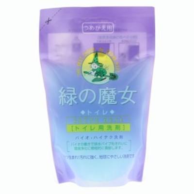 ミマスクリーンケア 緑の魔女 トイレ用洗剤 詰替用 360ml
