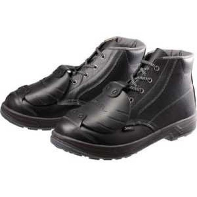 シモン 安全靴甲プロ付 編上靴 SS22D-6 26.0cm