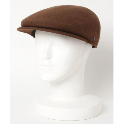 GARDEN TOKYO / CPH/シーピーエイチ/WOOL FELT HUNCHING/ウールフェルトハンチング MEN 帽子 > ハンチング/ベレー帽