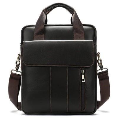 出張 カジュアル 機能的 使いやすい 小さめ 人気 安い メンズ ショルダーバッグ 無地 ビジネスバッグ 2Way 手提げかばん 斜めがけ 肩掛け 通勤 鞄 カバン 通学
