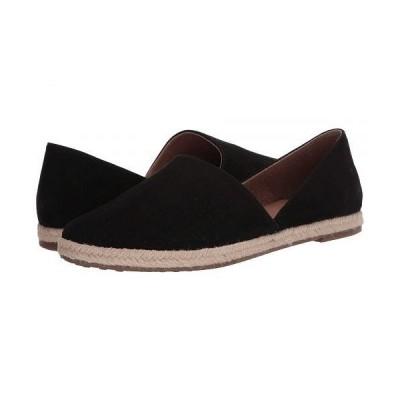 Me Too ミートゥー レディース 女性用 シューズ 靴 フラット Sidonia - Black Suede
