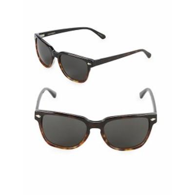 ザック ポーゼン レディース サングラス Daan 55MM Square Sunglasses