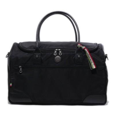 オロビアンコ 大容量ボストンバッグ BERNA ブラック OROBIANCOダッフルバッグ 旅行かばん イタリア製