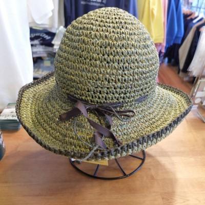 【GRACE】ORIANA HAT GN.A BSH009F 新品