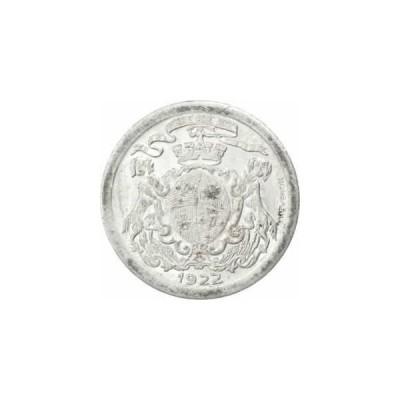 金貨 銀貨 硬貨 シルバー ゴールド アンティークコイン [#85848] France, 10 Centimes, 1922, AU(50-53),