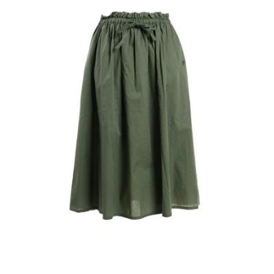 ウィッテム(HUITIEME)ミリタリースカート HU20SNS867206OLV