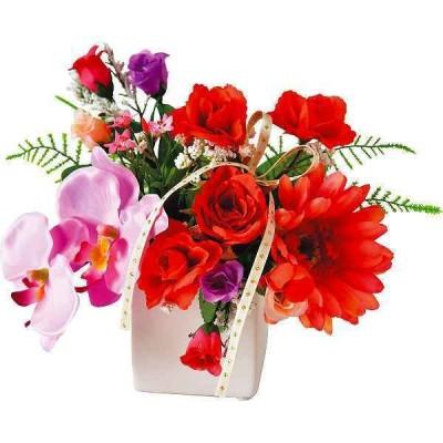 【送料込み/直送】サマンサ(造花)<SG−9351>|SG−9351 サマンサ|(be)