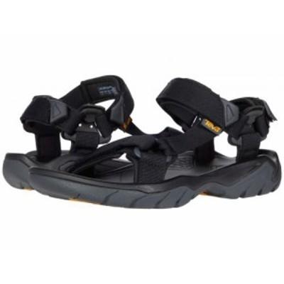 Teva テバ メンズ 男性用 シューズ 靴 サンダル Terra Fi 5 Universal Black/Grey【送料無料】