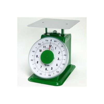 普及型上皿はかり 12kg SD-12 検定品 大和製衡