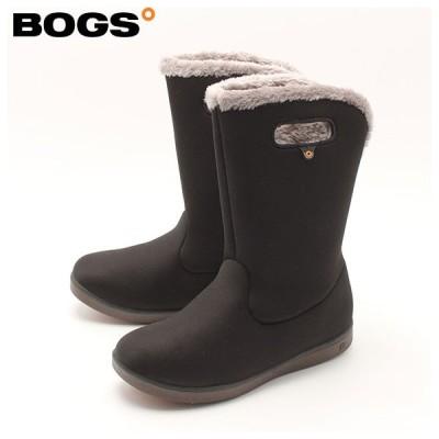 スノーブーツ レディース BOGS ミッドブーツ MID BOOTS MULTI 78008 ブラックブラウン ボグス 取寄
