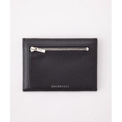 SMIR NASLI / Simple Leather Card Case / シンプルレザーカードケース WOMEN 財布/小物 > カードケース