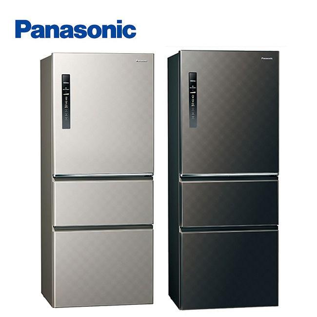 (限南區配送)Panasonic 國際牌 500公升無邊框鋼板變頻三門冰箱 NR-C500HV(免運費+基本安裝)