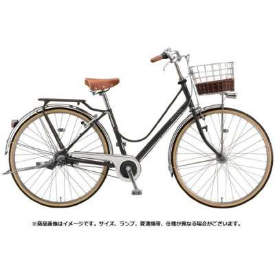 ブリヂストン シティサイクル自転車 カジュナ DX CB7T1 T.Xマットショコラ