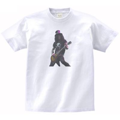 音楽・ロック・シネマ SLASH Tシャツ