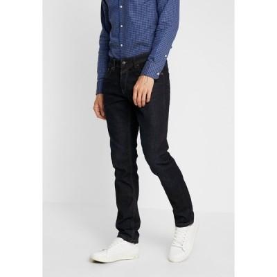 トムテイラーデニム デニムパンツ メンズ ボトムス AEDAN - Straight leg jeans - dark blue denim