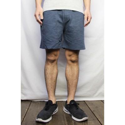 グレイヤーズ  GRAYERS  / ショートパンツ Montague Twill Terry Drawcord Shorts (NAVY HEATHER) ネイビー スウェット 薄手