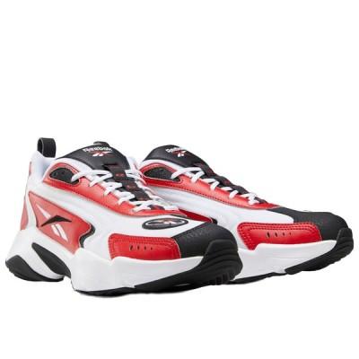 リーボック ロイヤル KR ランナー Reebok ROYAL KR RUNNER ホワイト/ベクターレッド/ブラック FY6520 リーボックジャパン正規品