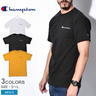 【メール便可】チャンピオン Tシャツ メンズ トップス 半袖 カットソー 白 黒 CHAMPION GT19 HERITAGE TEE ELEVATED GRAPHICS