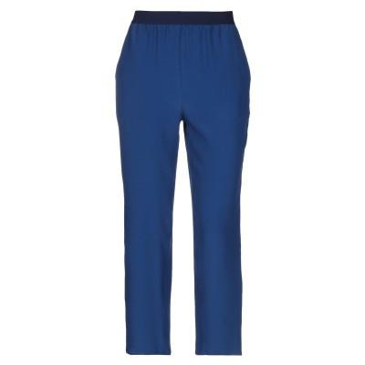 KITAGI® パンツ ブルー 38 アセテート 69% / シルク 31% パンツ